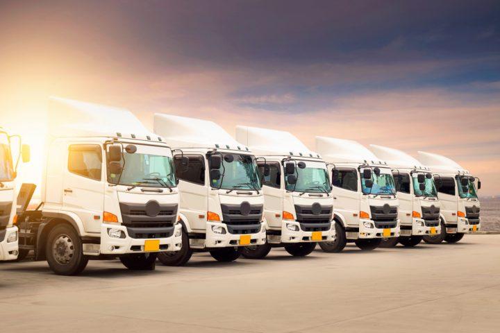 HGV fleet