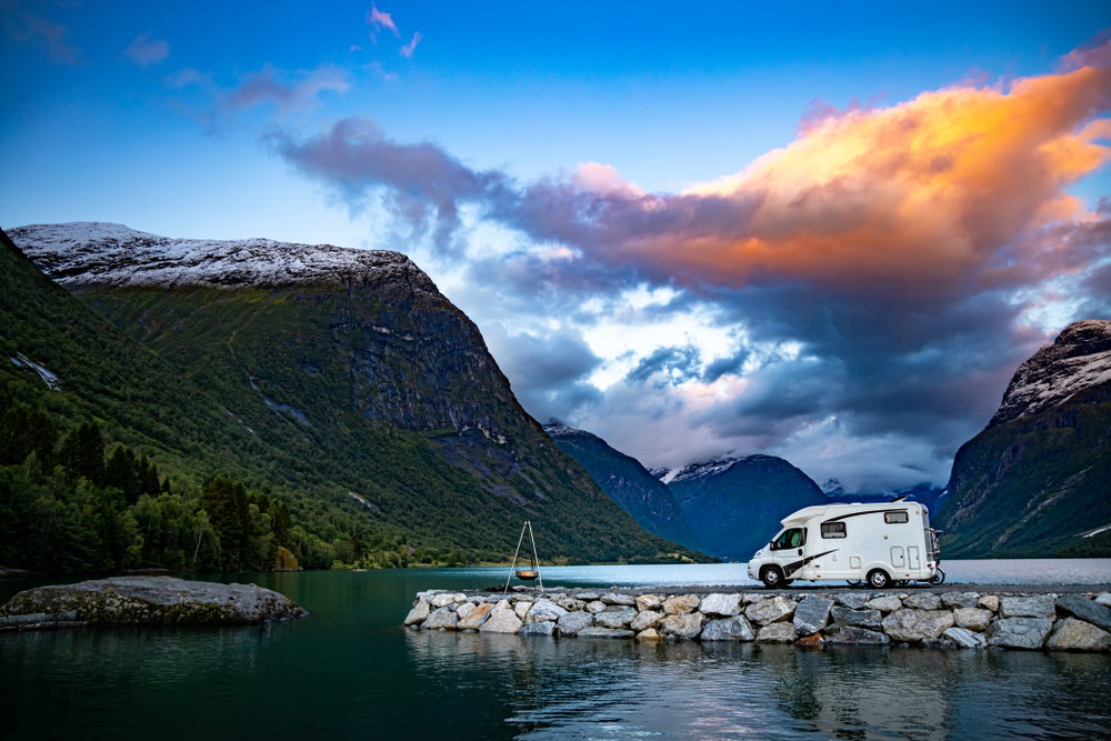 Install A Caravan Tracker Ready for Your Staycation