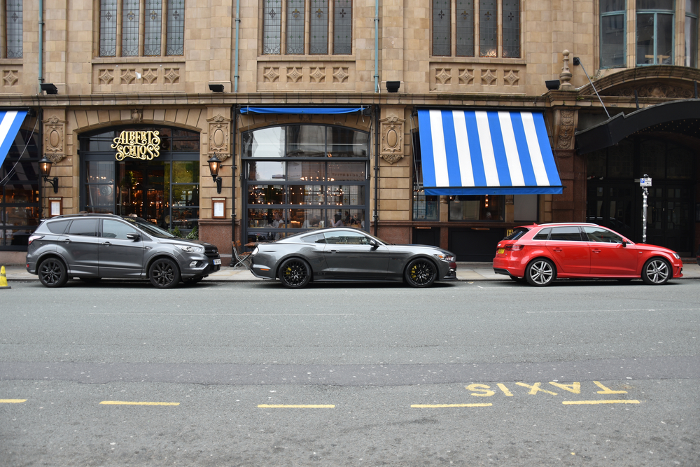 Protect your Car from Theft in Manchester