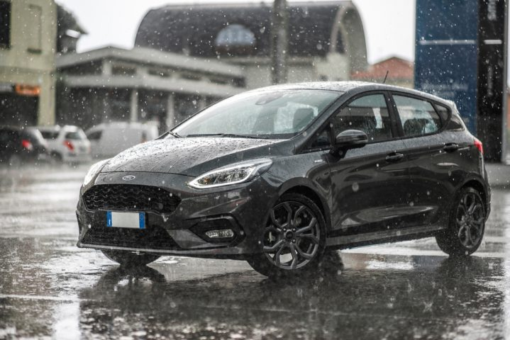 Ford Fiesta is the most stolen car